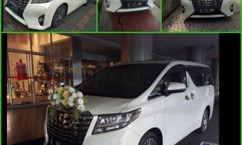 Sewa Alphard Jakarta Murah