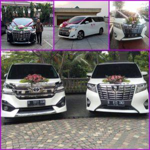 Sewa Mobil Pernikahan Weeding