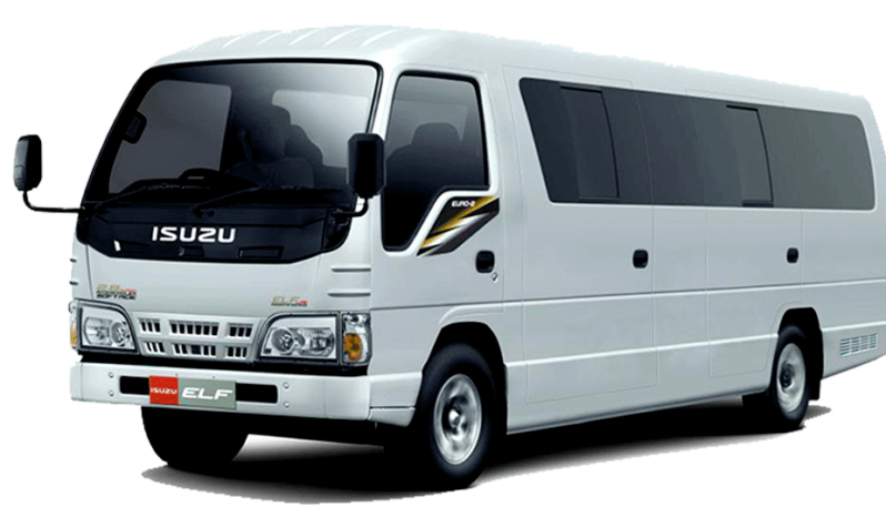 Sewa ELF Long 19 Seater
